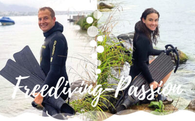 PADI Freediving Instructor-Team