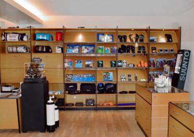 Tauchshop - Shop Winterthur-3