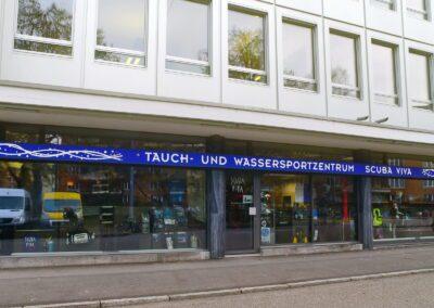 Tauchshop - Shop Zürich-1