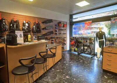 Tauchshop - Shop Zürich-2