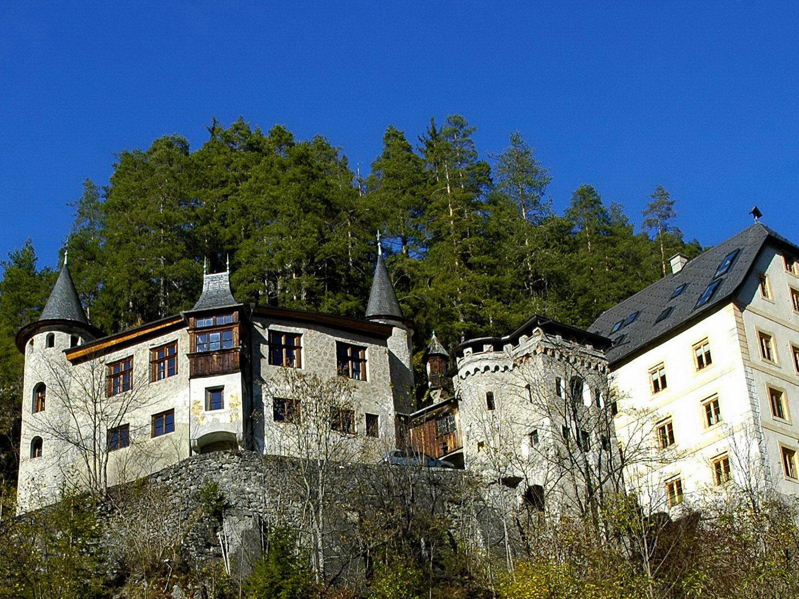 Das Schlosshotel Fernsteinsee