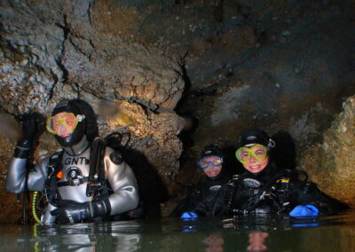 22.11.2020 | Höhlentauchen | Hundsloch-Quelle