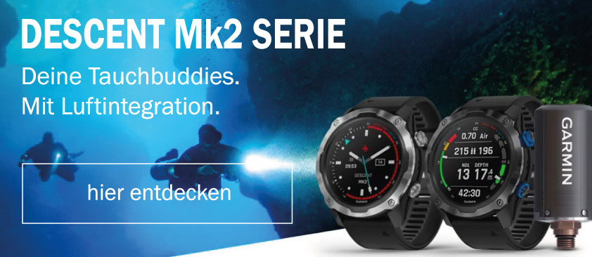 Garmin-Descent-Mk2 Tauchcomputer-Serie