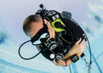 Open Water Diver Holiday | «touch»