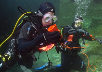 Advanced Open Water Diver | «touch»