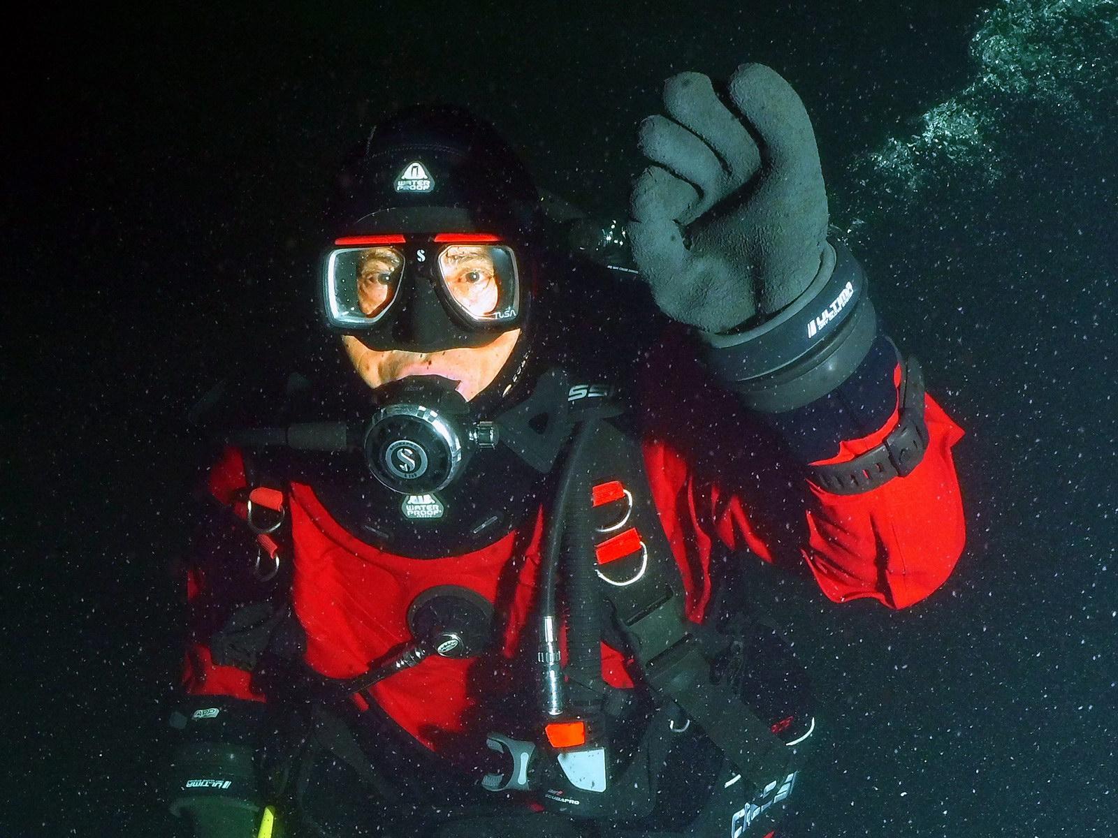 PADI Advanced Open Water Nachttauchgang