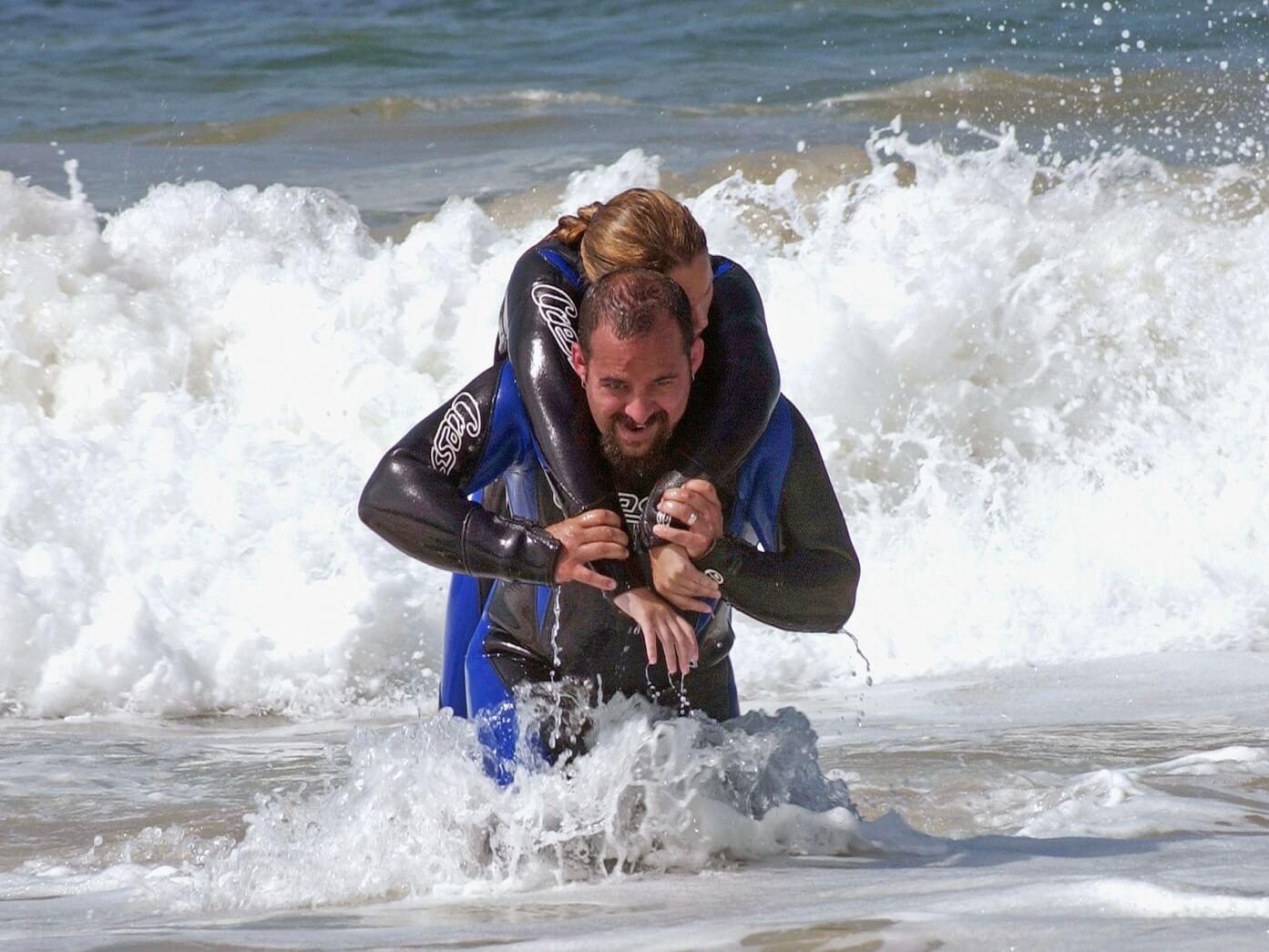 Bergung im PADI Rescue Diver