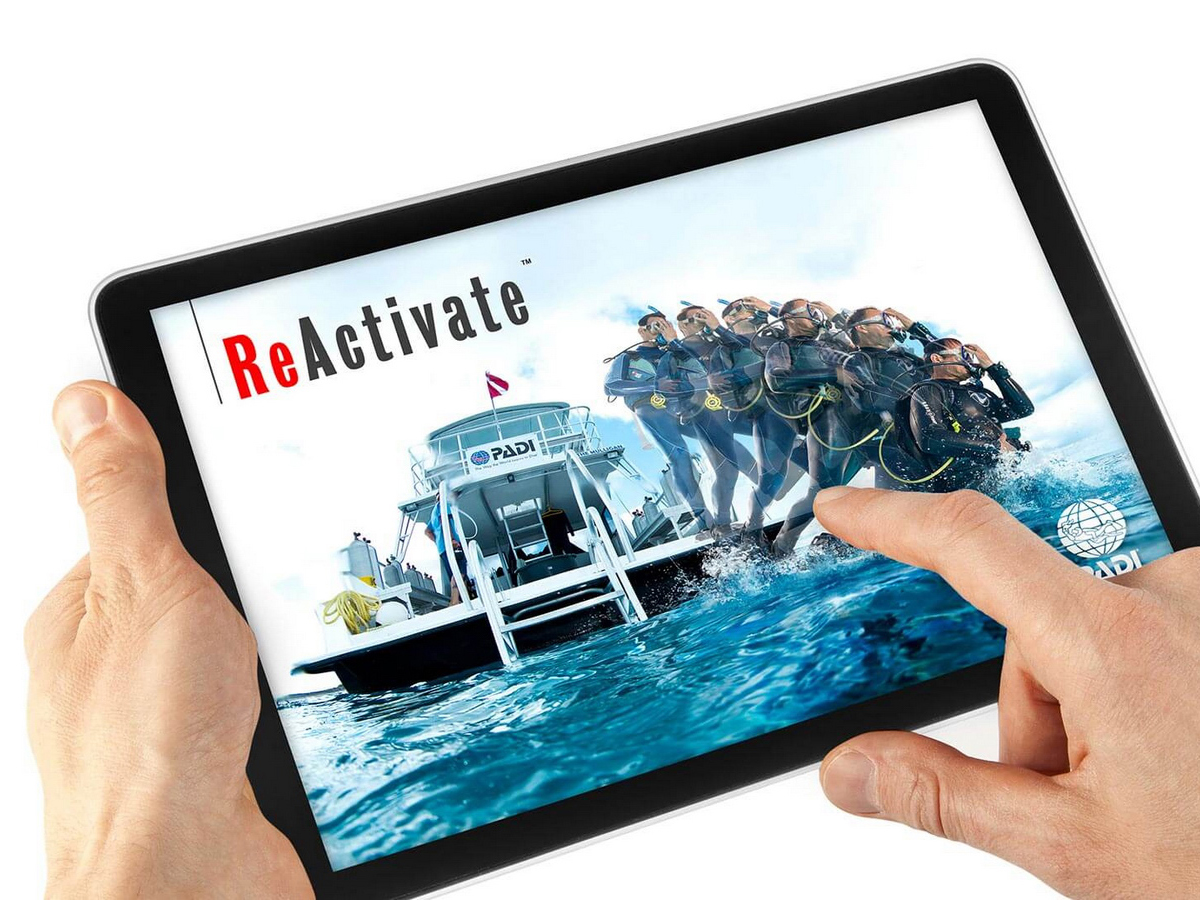 ReActivate – Scuba Refresher | eLearning