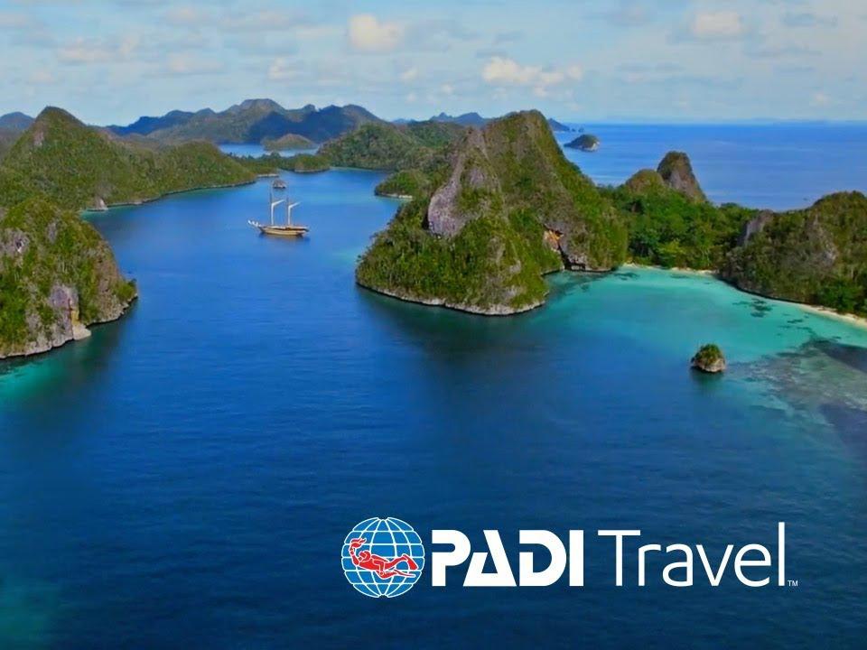 Mehr tauchen mit PADI Travel