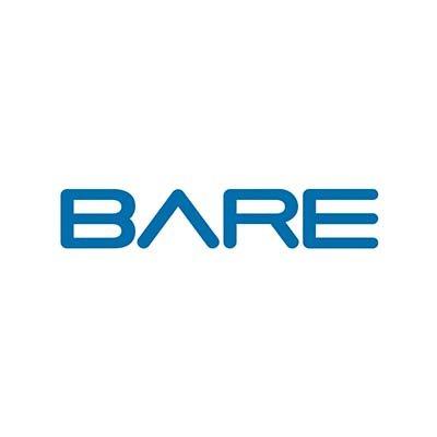 Tauchanzüge Bare Logo