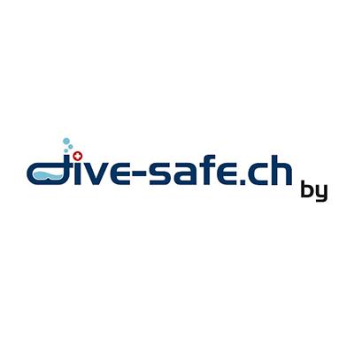 Nofallsauerstoff dive-safe.ch Logo