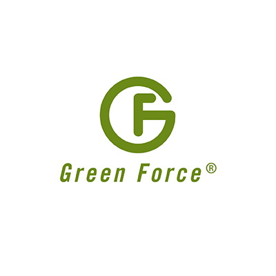 Green Force Tauchlampen Logo