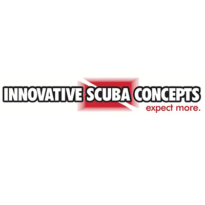 Innovative Scuba Concept Logo