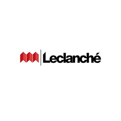 Leclanche Batterie Logo