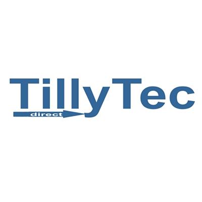 Tillytec Tauchlampen Logo
