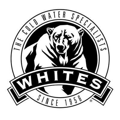 Whites Trockentauchanzüge Logo