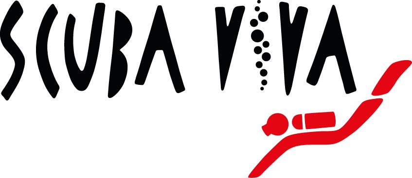 Dive Center SCUBA VIVA Logo