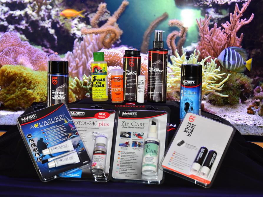 Pflege Produkte für Schwimmsport