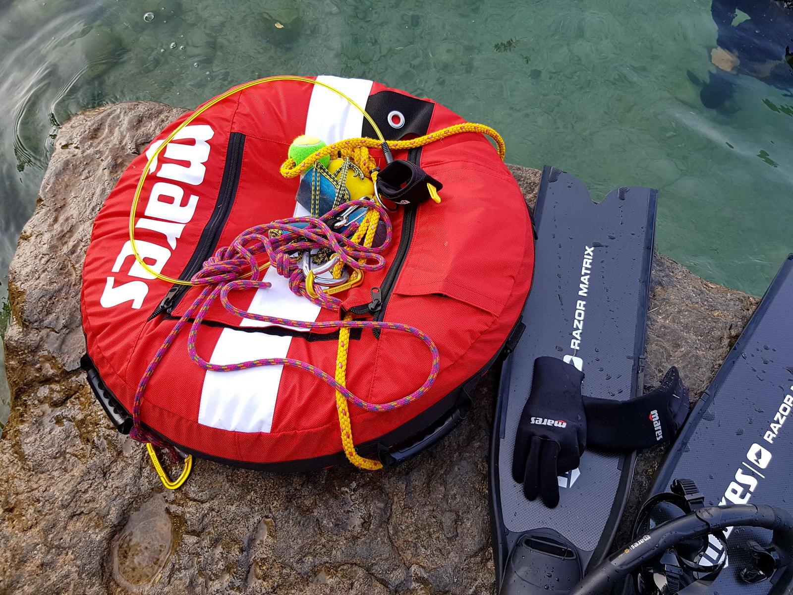 Mares Freediving Boje aus der Vermietung