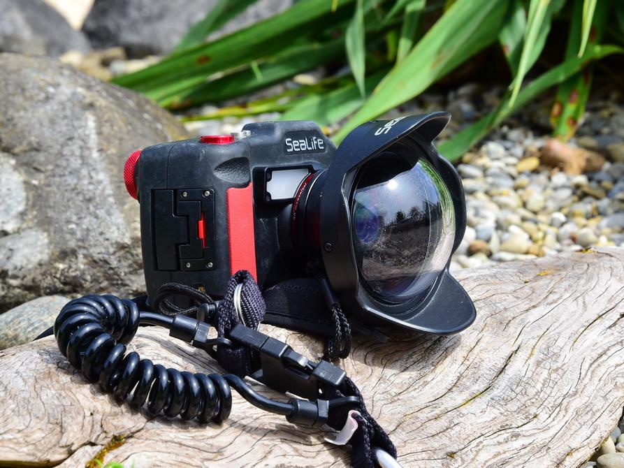 SeaLife Kamera Mit Wide Angle