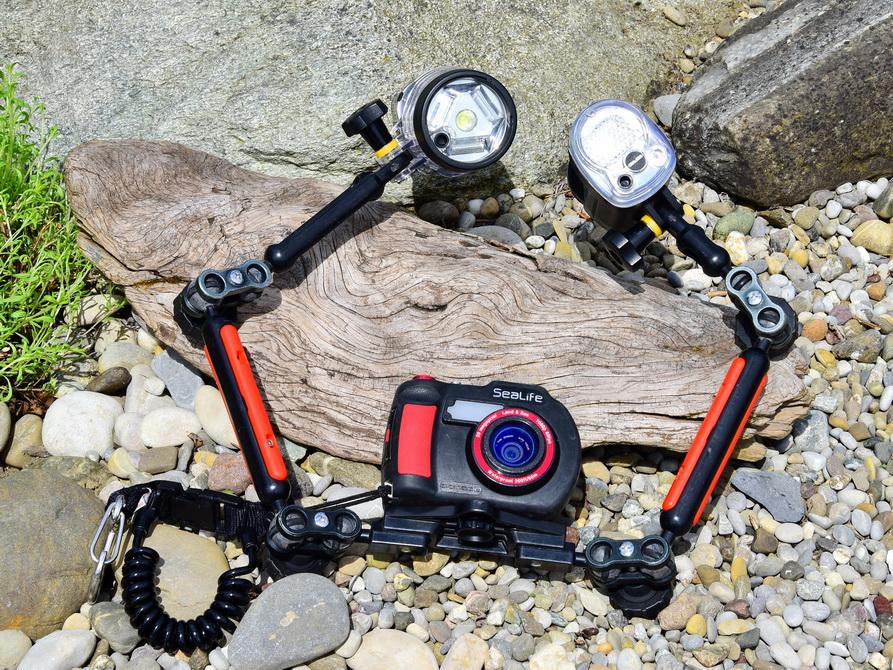 Miete Kamera Set Sealife DC2000