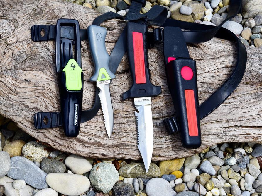 Messer für Tauchen zur Miete