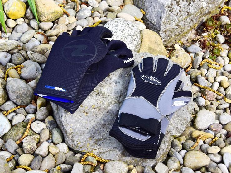 Neopren-Handschuhe zur Miete