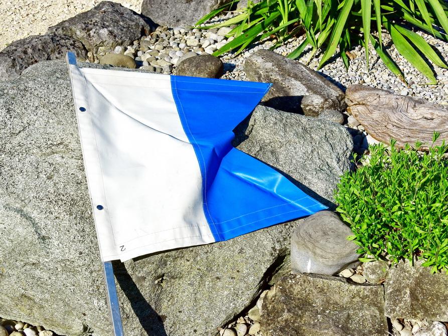 Miete Aqualung Tauchflagge für Zurichsee