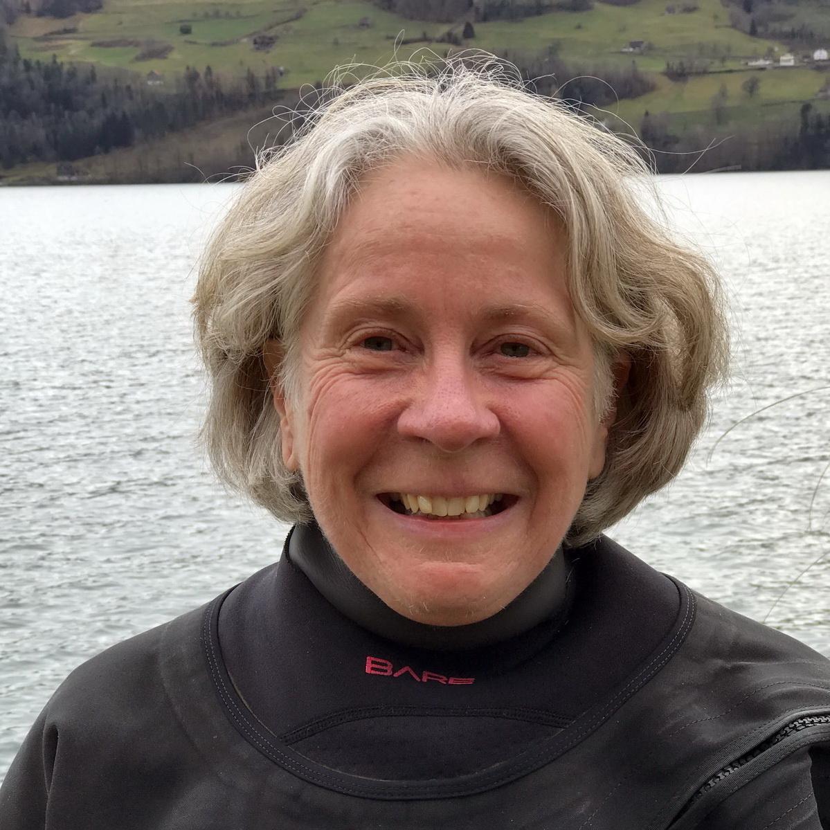Sylvia Stöckli | PADI Instructor